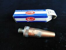 Meco Cutting Tip 3515 #4 L-A New old Stock