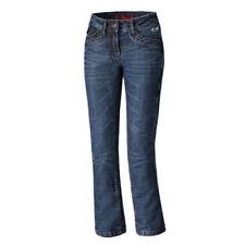 Pantalones de denim para motoristas de mujer