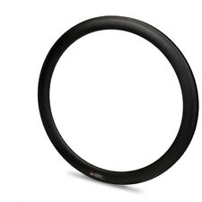 3 years warranty 700C 50mm depth 25mm wide tubeless carbon bicycle rims