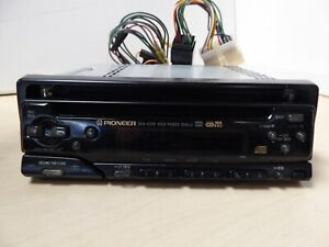 Pioneer Car Stereo Radio CD Player DEH-434R Untested C31