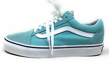 Vans Adult Unisex Old Skool Classic Skate Shoes Aqua Haze Mens 6 / Womens 7.5