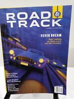 Road & Track  Magazine Nov/Dec 2020 NEW NO LABEL