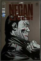 Negan Lives #1 Bronze Foil 2nd Print