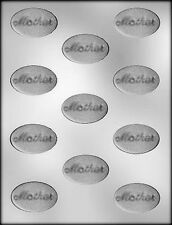 Oval Mother Mint Chocolate Candy Mold from CK #13706 - NEW