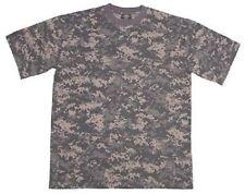 US Shirt ACU UCP Army USMC AT Digital Uniform tshirt shirt Digi Camo Medium