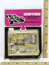 1970's Snap Fit USA SNAPPERS Matra Monza F-1 Indy 1/87 Rare Model Kit Japan NOC