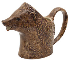 Quail Ceramics - Hedgehog Jug - Small
