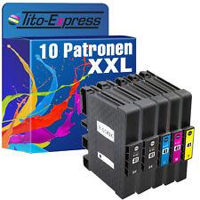 10x GEL-CARTUCCIA XXL ProSerie per RICOH gc-41 sg3100 sg3110 sg7100 SG-K 3100