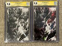 Dark Nights : Metal #6 CGC SS 9.8 Virgin Set Signed by Francesco Mattina