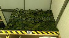 0.5m x 1m Artificial Grass Offcut Cheap - Bivvy Mat / Golf Chipping / Door Mat