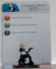 Brave and the Bold Heroclix 007 Checkmate Knight White