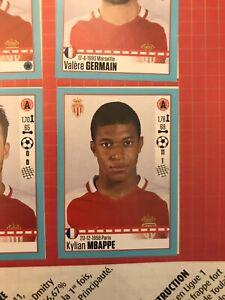 Album Panini Football complet France Ligue 1 Saison 2016-17 MBAPPE ROOKIE