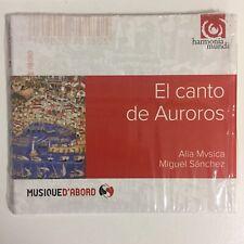 El canto De Auroros Alia Musica Miguel Sanchez cd neuf sous blister