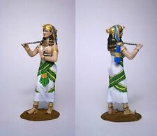 PAINTED! Egyptian Queen  / Tin figure 54mm