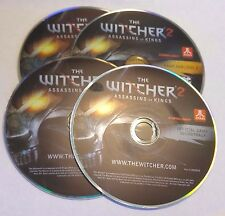 Witcher 2: Assassins of Kings (PC, 2011)(DISCS ONLY) #26