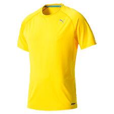 Vêtements de fitness jaune taille L pour homme