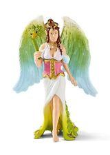 "NIP Schleich Bayala SURAH Fairy 4"" Toy Figure Multi Color Glitter Wings"