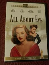 New All About Eve Dvd Movie Bette Davis , Anne Baxter George Sanders 1950 Betty