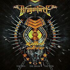 DRAGONFORCE - KILLER ELITE  2 CD+DVD NEU