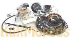 Vape 3 Set E Zündung Kabelbaum Lampen pass für Simson S51 S50 S53 S70 12V 100W