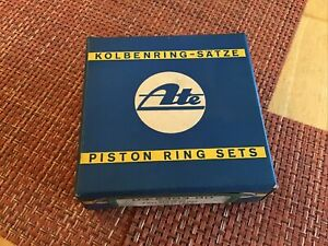 Piston Ring Set Peugeot 403 1955/67 Ate Germany 03-5303 80mm NOS