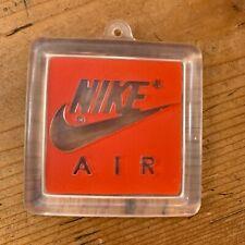NIKE AIR • vintage sneaker retro hangtag keychain • Air Jordan