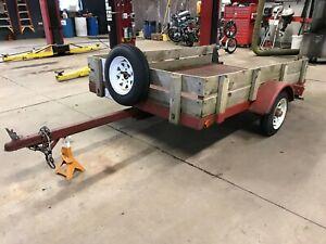 1999 Sure Trac Utility Trailer  T1301961