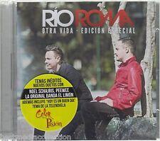 EDICION ESPECIAL Rio Roma CD NEW + 1 DVD Otra Vida Brand New SEALED
