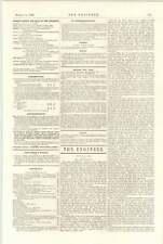 1898 Naval stime FERROVIE problemi con polvere a combustione lenta