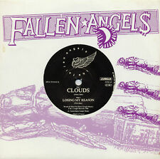 "FALLEN ANGELS Knox of The Vibrators Clouds / Losing My Reason 7"" new 1980's punk"