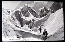 France~1900's Chamonix~ Mountain Climbing ~ Glacier