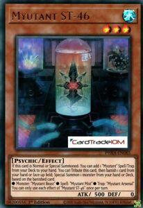 Yu-Gi-Oh! - PHRA-EN085 - Myutant ST-46 - UR