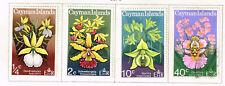 British Cayman Islands Flora Flowers Plants set 1971 MLH/U