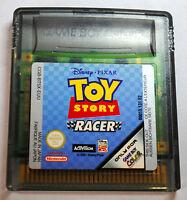 Jeu TOY STORY RACER pour Nintendo Game Boy Color