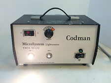 Codman Endoscopic - Light Source - Micro System Twin Beam