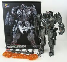WeiJiang Transformers The Last Knight Movie MW-002T Rendsora Megatron