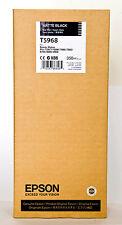 EPSON Matte Black T5968 Pro 7700/7890/7900/9700/9890/9900 ink 350ml - NEW Ink