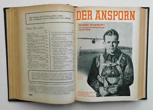 Der Ansporn. Die Zeitschrift für Vorwärtsstrebende. Jg. 1932 Band 2/12 Ausgaben