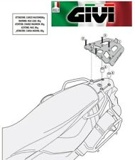 Trousse attaques spécifique BMW F 650 GS / f 800 GS 2008 2009 2010 SRA5103 GIVI