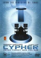 Cypher Lucy Liu Jeremy Northam Region 4 DVD in Good Condition