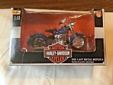Maisto 1:18 Harley-Davidson 1953 74Fl Hydra Glide Series #11 In Box