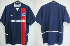 2002-2003 PSG Paris Saint Germain Home Jersey Shirt Maillot Thomson Nike Japan M