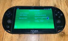 Sony Playstation PS Vita 2000 Slim 256GB CFW Henkaku 3.60 PKGJ RetroArch PSP NES