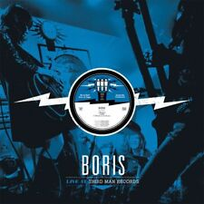 Boris - Live At Third Man Records VINYL 12""