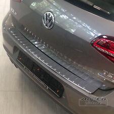 Protezione Soglia Paraurti Posteriore VW GOLF 7 VII 2013-2017 Acciaio Cromato