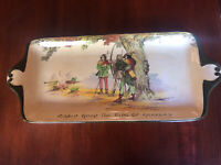 Royal Doulton Platter 'Under The Greenwood Tree'