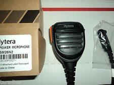 HYTERA Compatible SM26N2 Remote speaker microphone emergency PD6 Series X1e X1p