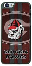 Georgia Bulldogs Dawgs Tread Logo Phone Case for iPhone Samsung LG Moto etc