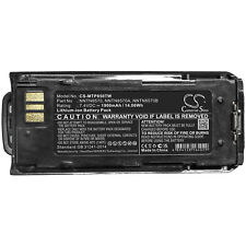 Batterie 1900mAh type NNTN8570 NNTN8570A NNTN8570B Pour Motorola MTP8500 MTP8550