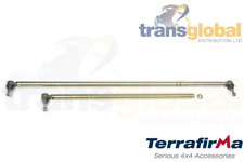 Heavy Duty Steering Rod Arms & Ball Joints for Land Rover Defender Terrafrima